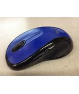 Logitech M510 810-004700 Blue Black Computer Mouse No USB Receiver - $15.00