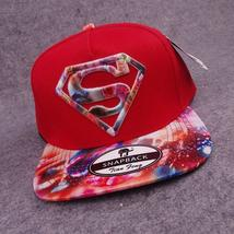 2015 new superman baseball caps hip-hop style hats red