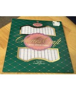 Charles Craft 14 Count Waste Canvas, 6x6, 3 pcs - $3.99