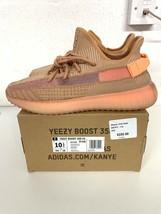 Adidas Yeezy 350 Boost Clay EG7490 10 UK 10.5 US GID bred 700 image 2