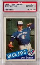 Gary Lavelle 1985 Topps Traded 72T Graded 10 Gem Mint PSA - $15.00