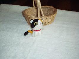 2005 McDonalds The CAT Plush TOY American Short Hair #8 Artist Collectio... - $9.99