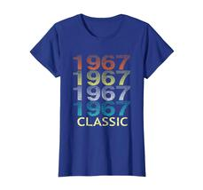 Uncle Shirts -   Vintage Classic 1967 Shirt 51st Birthday Gifts For Men Women Wo image 3