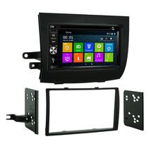 DVD GPS Navigation Multimedia Radio and Dash Kit for Toyota Sienna 2007 - $296.88