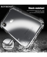 Roybens® IPhone XS XR 6 6S 7 Plus Case Fashion Crystal Transparent Silic... - $5.81