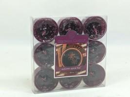 "Colonial Candle Tea Lights ""Autumn Spice Tea"" 9 Pack .38 oz Each (ws3)  - $6.99"