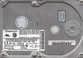 Fireball Plus LM, GTLA LM10A46101A, Quantum 10.2GB Quantum IDE 3.5 Hard Drive