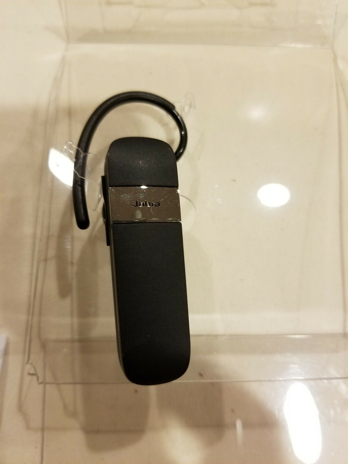 Jabra Talk Bluetooth Headset with HD Voice Technology - Black