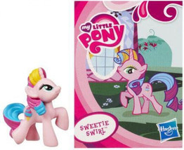 My Little Pony Friendship Is Magic 2 Inch PVC Figure Sweetie Swirl - $21.77
