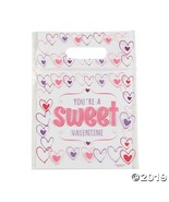 50 You're Sweet Valentine's Day Resealable Treat Bags Party FAVORS exchange loot - $7.95