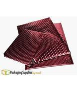Metallic Glamour Bubble Mailers Padded Envelopes Shipping Mailing Bags R... - $108.25