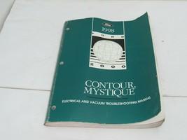 OEM 1998 Ford Contour Mercury Mystique Vacuum & Electrical Troubleshooti... - $19.75