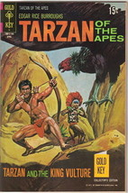 Tarzan Comic Book #199, Gold Key Comics 1971 VERY FINE- - $16.39
