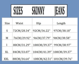 High Waisted Front and Back Pockets Zip Up Light Blue Denim Skinny Jeans Pants image 4