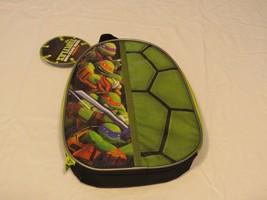 RARE Crocs lunch bag insulated sack TMNT SHELL Teenage Mutant Ninja turtles NEW - $17.01