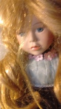Porcelain Doll in Everyday Clothing - $29.99