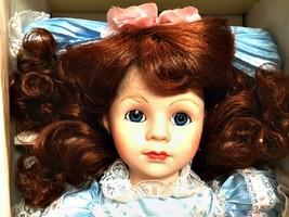 Seymour Mann Porcelain Doll Kerry New in Original Box COA 19 inches Tall - $78.20