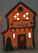 Cobbler Christmas Village Building - $15.50