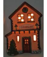 Cobbler Christmas Village Building - $15.50