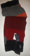 Nautica100% Wool Multi Color Scarf Style O/S - $27.99