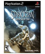 Star Ocean Till the End of Time - PlayStation 2 - $58.95
