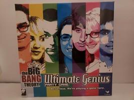 The Big Bang Theory Ultimate Genius Party Board Game Sealed NIB - $6.85