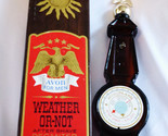 Avon for men Weather Or-Not Oland After Shave 5oz Decanter bottle w box full