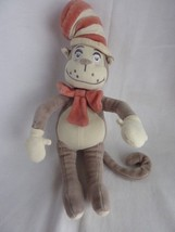 """Dr. SEUSS The Lorax Project My Natural Plush Cat In The Hat Plush Doll 12"""" - $11.76"""