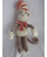 "Dr. SEUSS The Lorax Project My Natural Plush Cat In The Hat Plush Doll 12"" - $11.76"