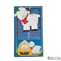 """Legend of the Lamb"""" Christmas Ornaments with Card (12 Pack) - $21.99"""