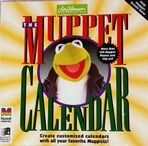 The Muppet Calendar - $9.99