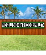 WE SELL SOD BY PIECE OR PALLET Advertising Vinyl Banner Flag Sign LARGE ... - $17.80+