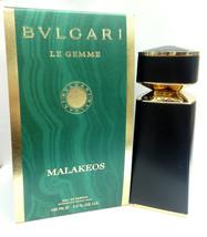 BVLGARI LE GEMME MALAKEOS EAU DE PARFUM 100ml 3.4 Floz NEW - $200.00