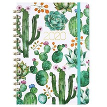 "Planner 2020 - Weekly & Monthly 2020 Planner Jan - Dec, 8.5"" x 6.4"", Fle... - $16.85"