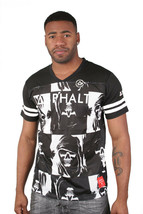 Asphalt Yacht Club Creepshow Fútbol Camiseta Negro