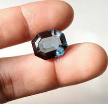 100% Natural Blue Tourmaline Fancy Cut Stone 13.10 Cts AAA+Quality Gemst... - $75.59