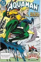 Aquaman Comic Book #9 Second Series DC Comics 1992 NEAR MINT NEW UNREAD - $2.99
