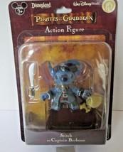 Walt Disney Parks Stitch Captain Barbossa Pirates of the Caribbean Actio... - $7.92