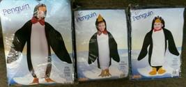 Rasta Imposta Penguin Costume Bunting Infant 6-12 MT/ 2-4T/chiLD sz 7-10 bx37 58 - $23.76+