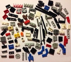 100+ pc Used LEGOS Mixed Lot #2~ Small Specialty Pieces Random ALL AUTHE... - $7.99