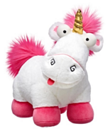 Build a Bear Fluffy the Unicorn Despicable Me 3 Minions 14in. Stuffed Pl... - $169.99
