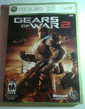 Gears of War 2 (Xbox 360, 2008) - $5.56