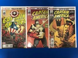 Captain America 695-700 Marvel Legacy 695 696 697 698 699 700 Waid / Samnee - $12.99