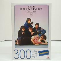 The Breakfast Club Movie Poster 300 Piece Jigsaw Puzzle Blockbuster NEW ... - $8.00