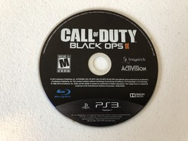 Call of Duty Black Ops II - PS3 - Cleaned & Tested - $8.25