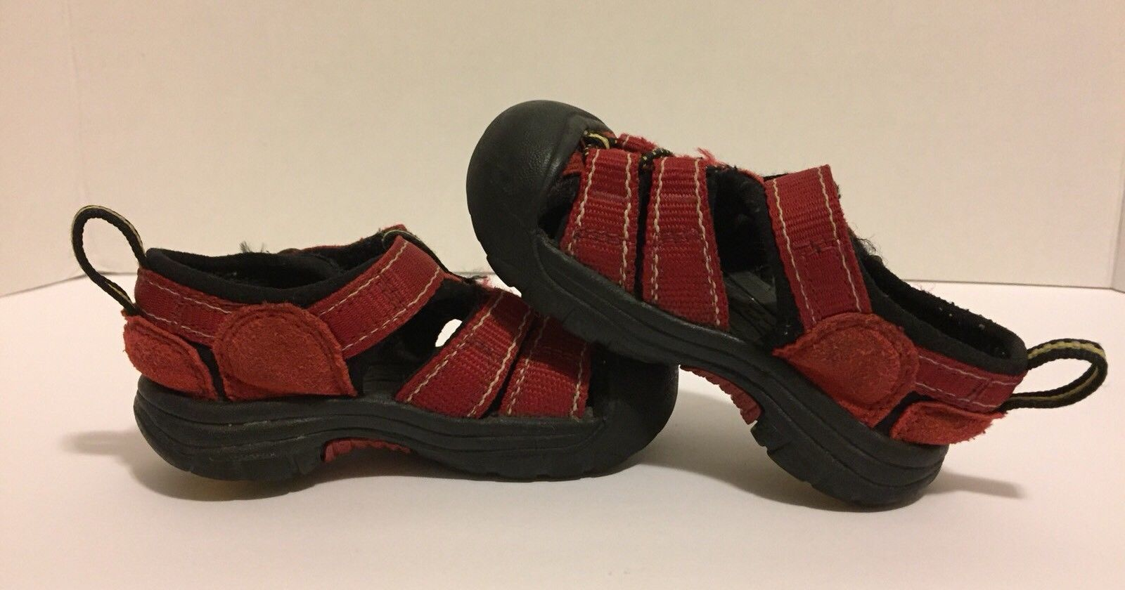 96e3180b73a8 Boy s KEEN Red Sandals Waterproof Sport and 50 similar items