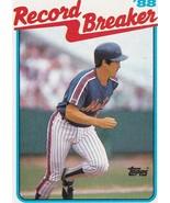 1989 Topps Kevin McReynolds Record Breaker - $0.00