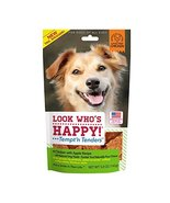 Look Who'S Happy Dog Treats 5 Oz 1 Pouch Chicken And Apple Treat, One Size - £9.87 GBP