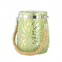 Green Flower Candleholder - $21.81