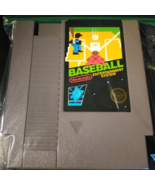 Baseball Classic NES Nintendo Game Tested Works Great - $2.95
